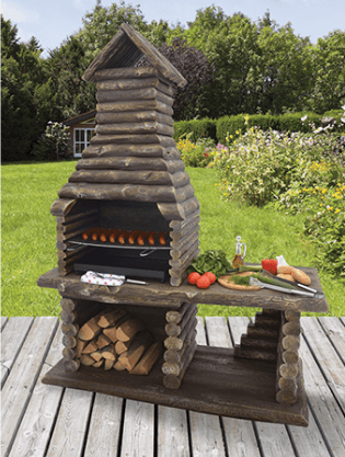 Barbecues and smokehouses
